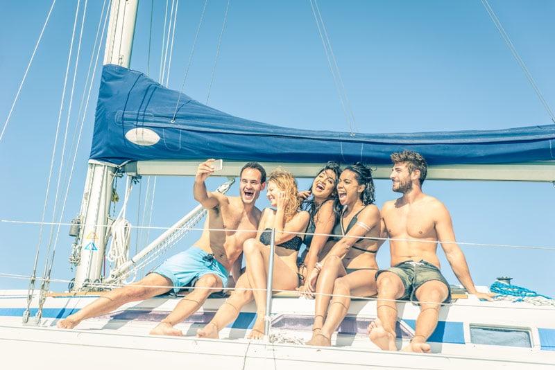 boat sharing millennials