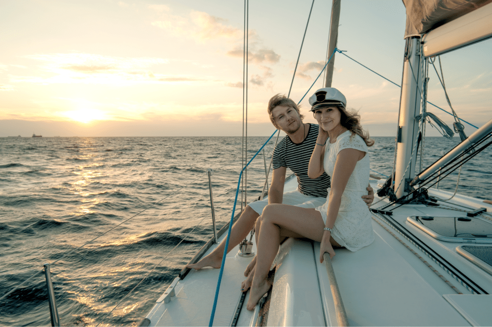 Boating first date Ideas