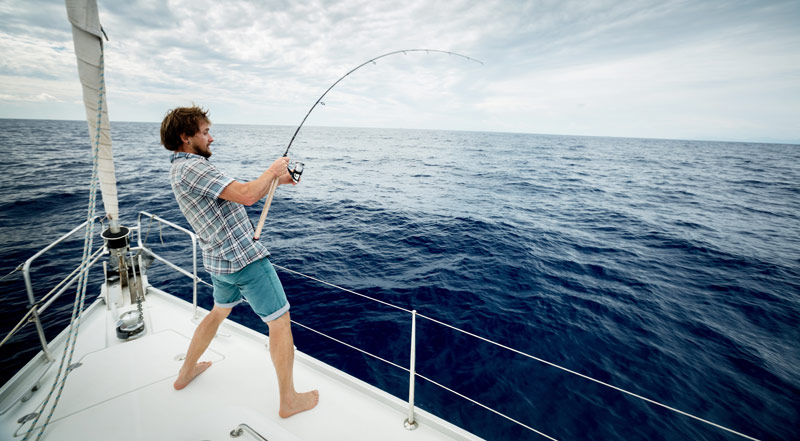 fishing charter valentines day