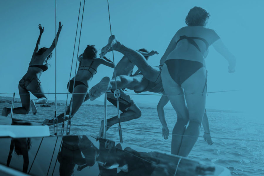 boat rental event