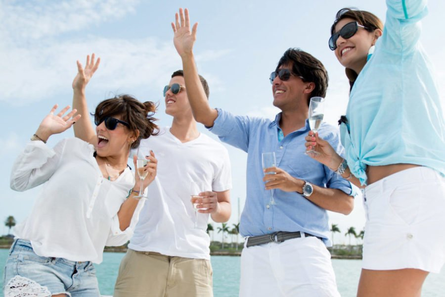 Charter a boat for your event