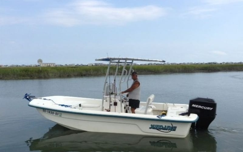 Myrtle Beach Boats For And Charter