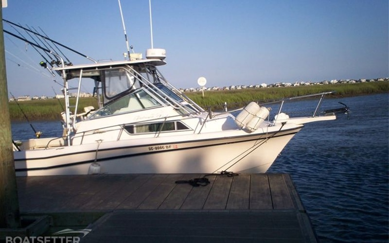 Myrtle Beach Boats for Rent and Charter