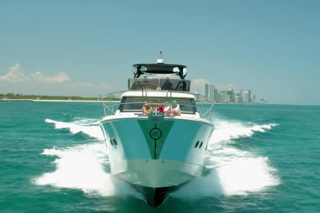 parties on boat rentals