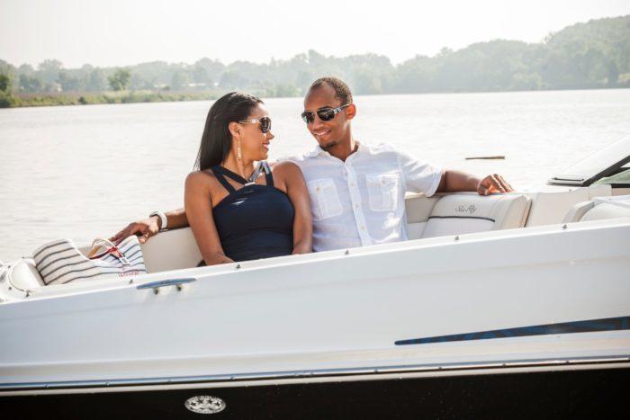 valentines day boat rentals