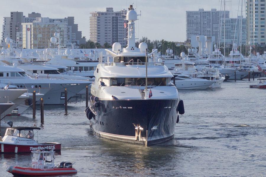 Fort Lauderdale yacht