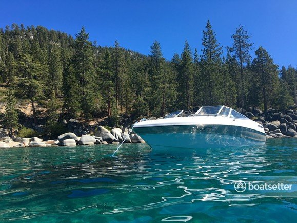 Boatsetter: Lake Tahoe