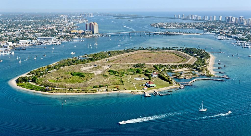 VISIT FLORIDA- Peanut Island