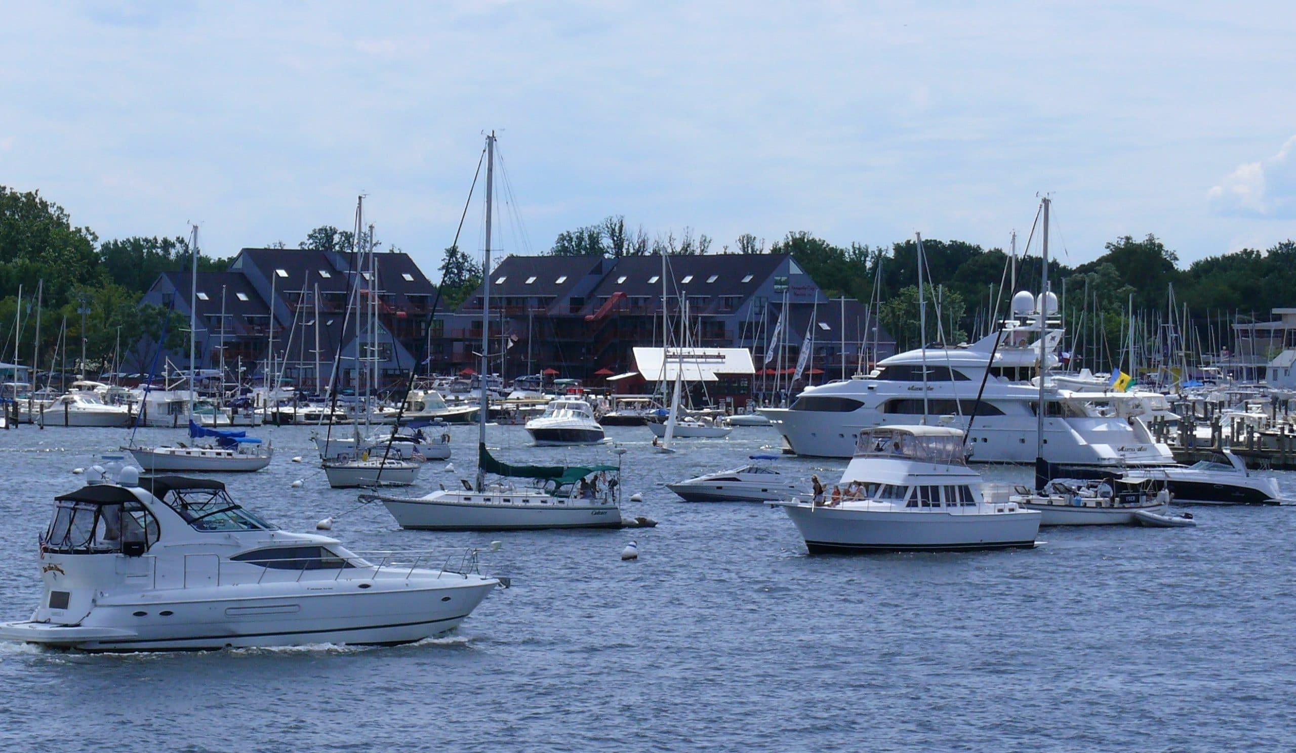 Annapolis Cruising