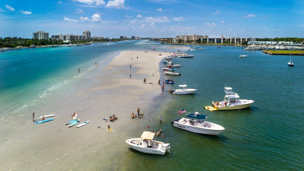 Discover The Palm Beaches- Jupiter Inlet
