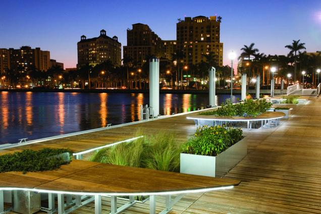 Discover The Palm Beaches- City Dock