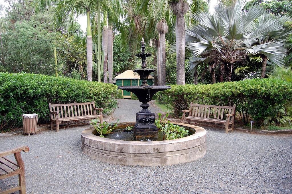 J.R ONeal Botanic Gardens