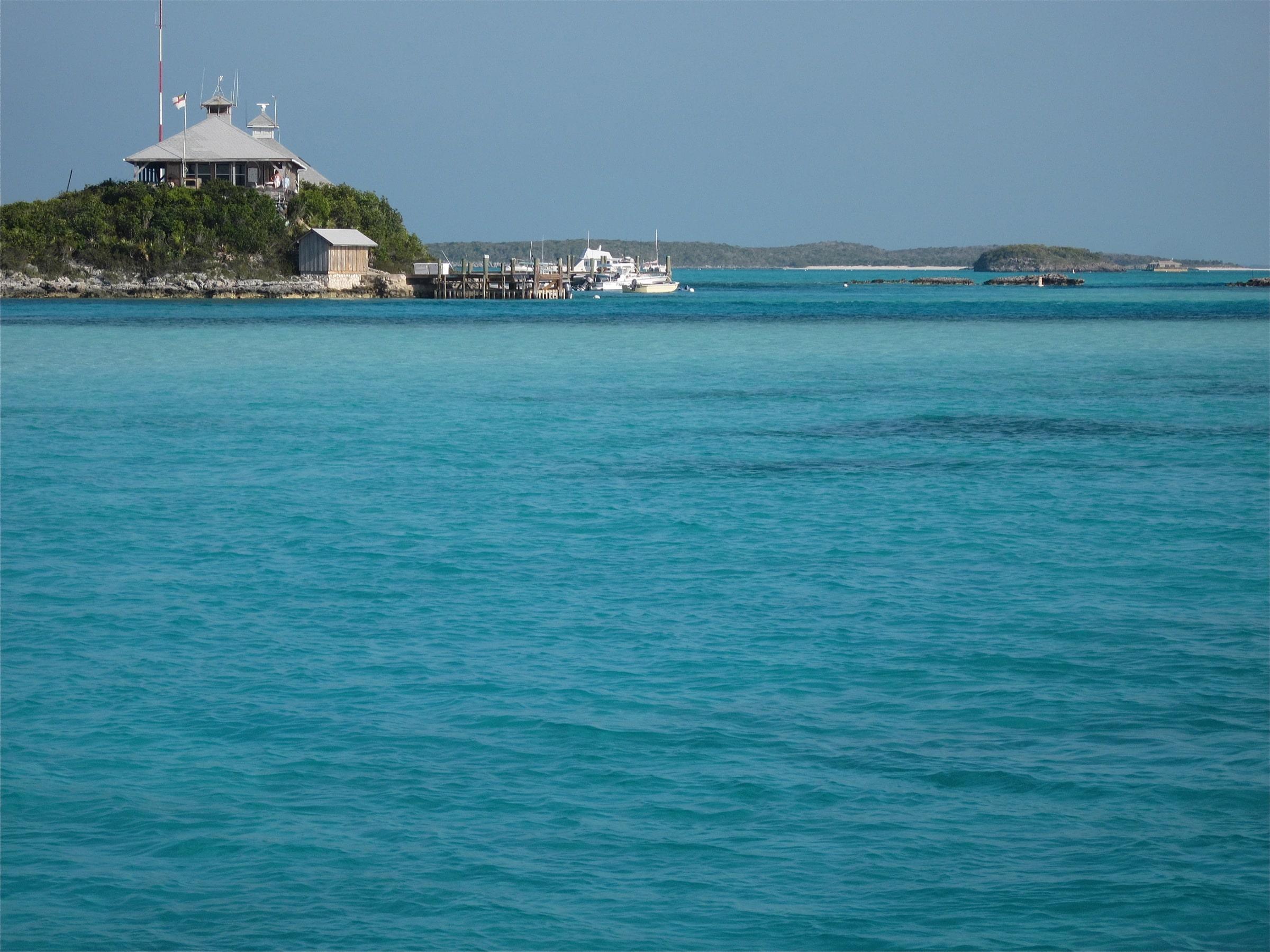 Exuma Islands- Warderick Wells