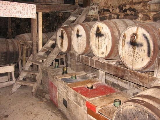 Callwood Distillery
