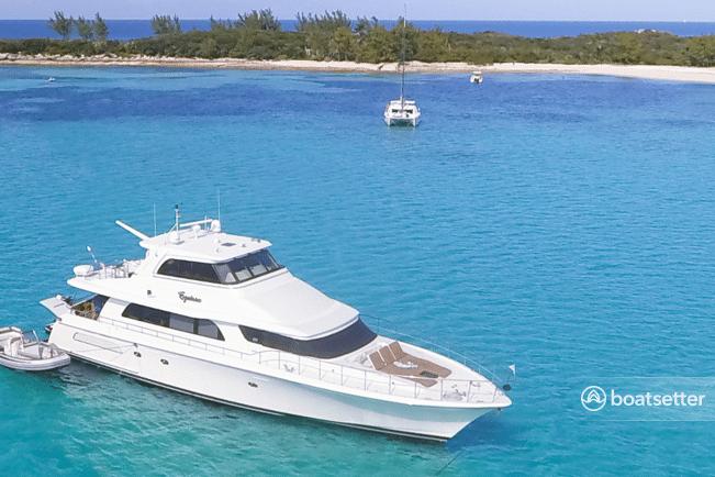 Boatsetter Boat Rentals- Nassau, Bahamas