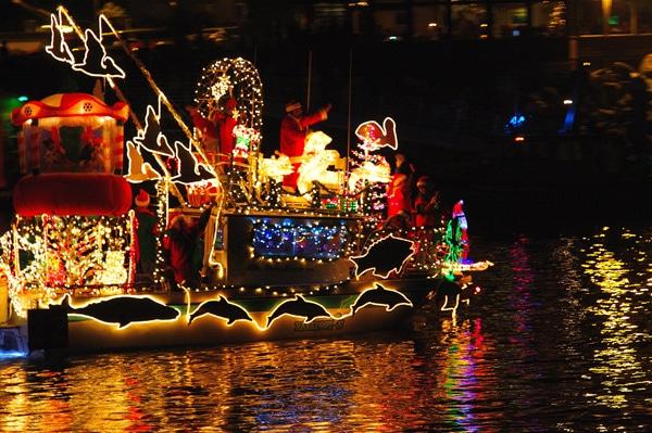San Francisco Lighted Boat Parade