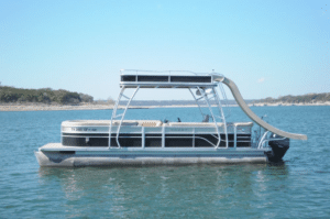 Double Deck Pontoon