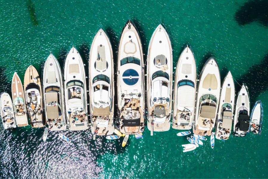 Common Boat Rentals
