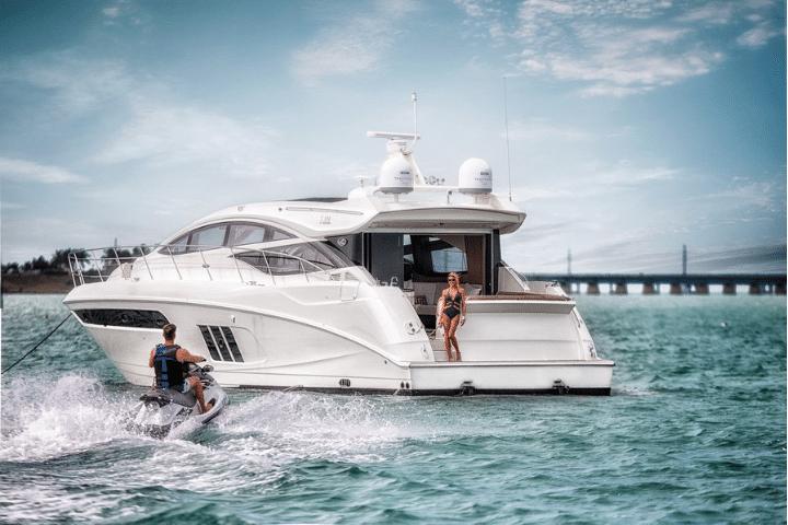 jet ski yachts