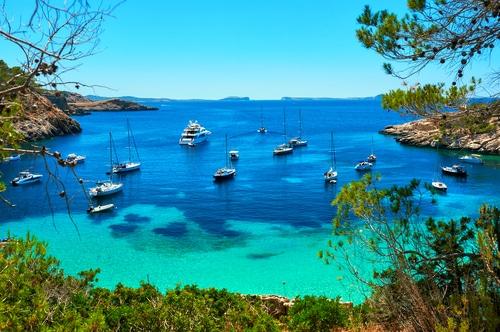 Ibiza cove