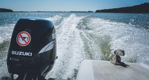 suzuki motorboats